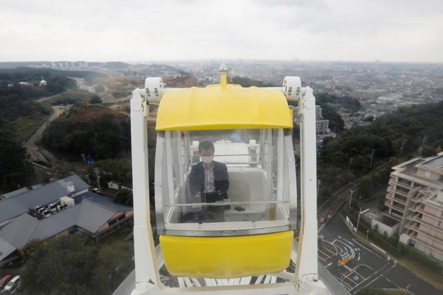 Độc đáo mà hiệu quả: Công viên giải trí hóa văn phòng làm việc tại Nhật Bản - ảnh 1
