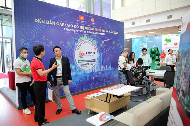 ASEAN Smart Cities Summit & Expo 2020: Thúc đẩy chia sẻ sáng kiến, hợp tác phát triển đô thị thông minh - Ảnh 1.