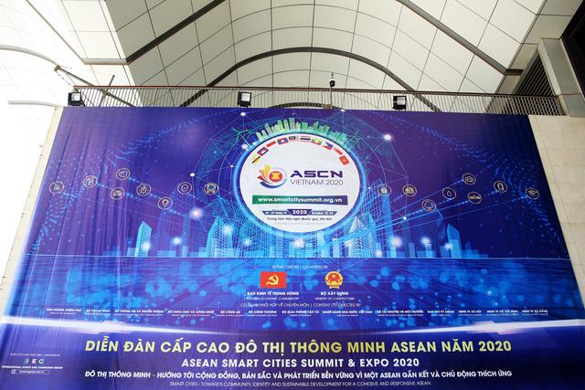 ASEAN Smart Cities Summit & Expo 2020: Thúc đẩy chia sẻ sáng kiến, hợp tác phát triển đô thị thông minh - Ảnh 10.
