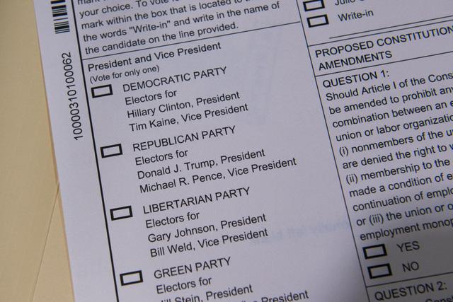 """""""Từ A đến Z"""" một cách ngắn gọn về bầu cử Mỹ 2020 - Ảnh 1."""