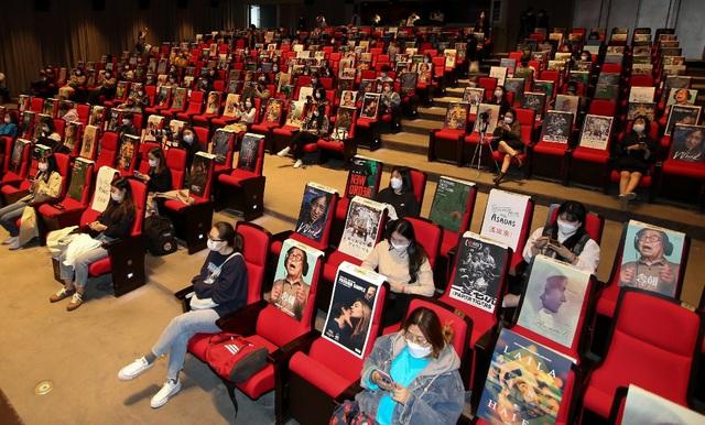 Liên hoan phim Busan 2020 khai mạc trực tuyến giữa mùa dịch - ảnh 1