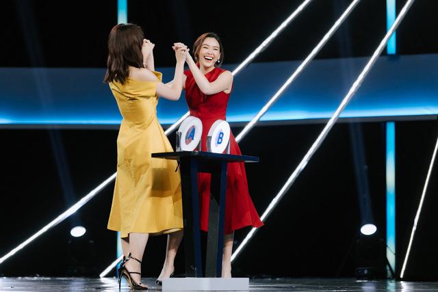 """Trường Giang ngỡ ngàng trước """"kỷ lục vàng"""" của Á hậu Tường San và Kiều Loan - Ảnh 3."""
