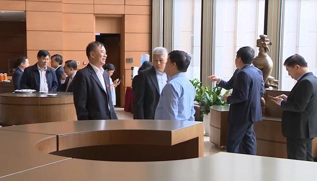Góp ý dự thảo văn kiện Đại hội XIII của Đảng là việc làm dân chủ, tăng sự đồng thuận ý Đảng - lòng dân - Ảnh 1.
