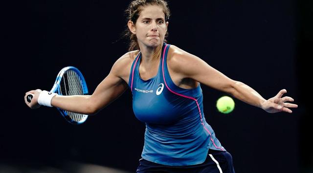 Tay vợt Julia Goerges chính thức giã từ sự nghiệp - Ảnh 1.
