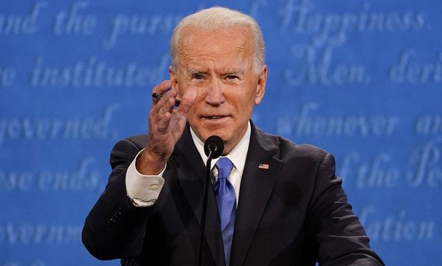 Tranh luận bầu cử Tổng thống Mỹ: Hé lộ nhiều thông tin về quan điểm lãnh đạo đất nước - Ảnh 2.