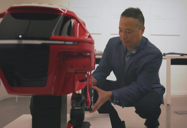 """Ô tô có khả năng """"đi bộ"""" trong tương lai? - ảnh 2"""