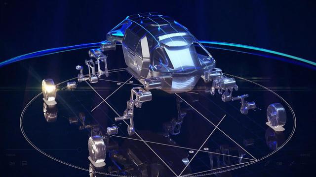 """Ô tô có khả năng """"đi bộ"""" trong tương lai? - ảnh 3"""