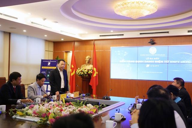Ra mắt nền tảng định danh điện tử Make in Vietnam VNPT eKYC - ảnh 3