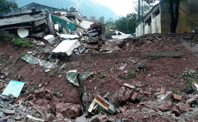 Khoảng 7 triệu người dân miền Trung đang sống ở nơi thiếu an toàn - Ảnh 4.