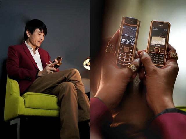 Mục sở thị 5 chiếc điện thoại Vertu đắt nhất thế giới tại Nguyễn Lân (Kỳ Lân Luxury) - Ảnh 1.