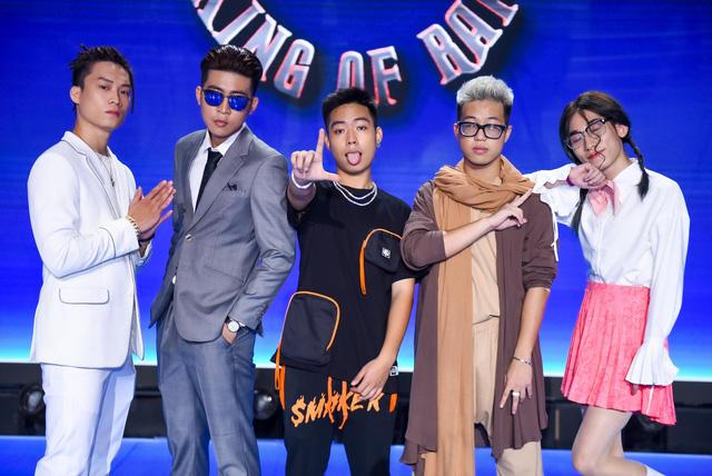 Wxrdie - Chị Cả bị loại trước chung kết King of Rap, RichChoi - ICD đối mặt với MC ILL - Torai9 - Ảnh 1.