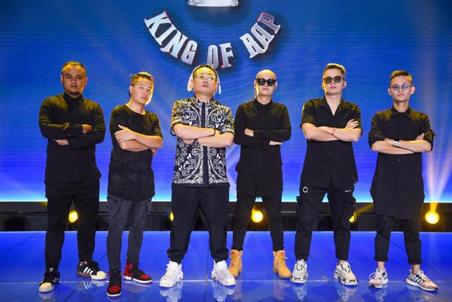 Wxrdie - Chị Cả bị loại trước chung kết King of Rap, RichChoi - ICD đối mặt với MC ILL - Torai9 - Ảnh 3.