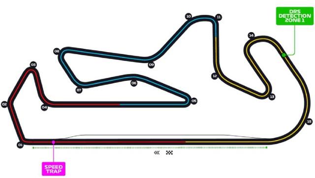 Vài nét về trường đua Algarve - nơi diễn ra chặng 12 mùa giải F1 2020 - Ảnh 2.