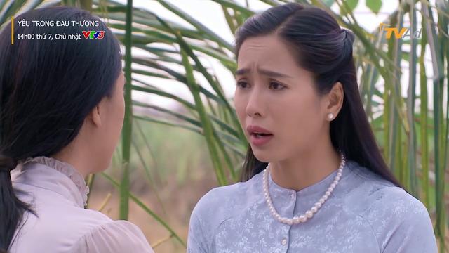 Yêu trong đau thương - Tập 25: Lan Chi đòi Chí Kiên đưa về quê làm vợ chính thức - Ảnh 4.