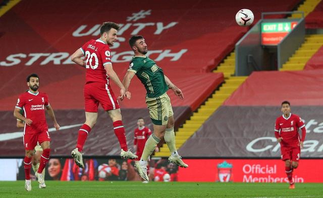 Liverpool 2-1 Sheffield United: 3 điểm chật vật cho The Kop - Ảnh 4.