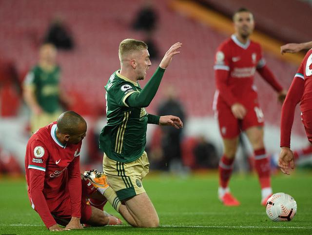 Liverpool 2-1 Sheffield United: 3 điểm chật vật cho The Kop - Ảnh 1.