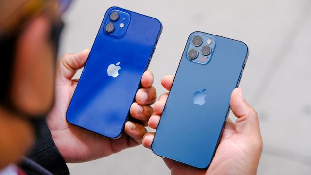 Đắt nhất nhưng người Việt vẫn chuộng iPhone 12 Pro Max - ảnh 1