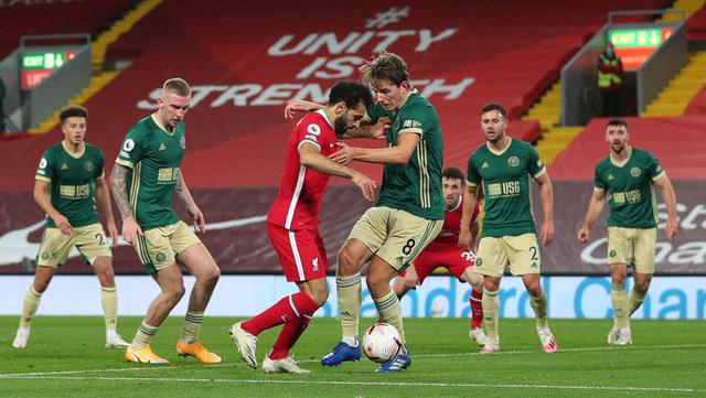 Liverpool 2-1 Sheffield United: 3 điểm chật vật cho The Kop - Ảnh 3.