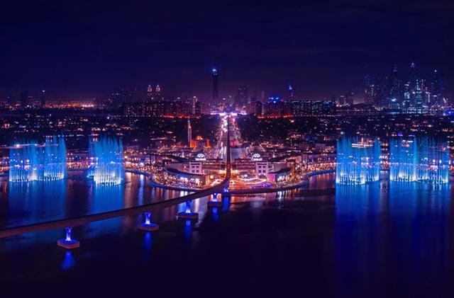 Mở rộng tầm mắt với công trình nhạc nước lớn nhất thế giới tại Dubai - Ảnh 2.