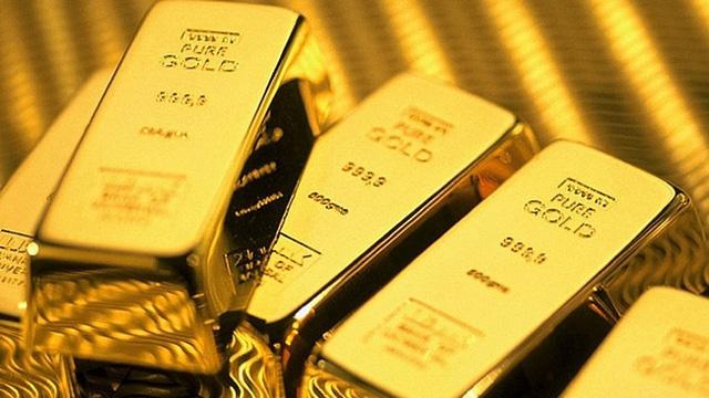 Giá vàng đi xuống tuần thứ hai liên tiếp - Ảnh 1.
