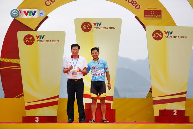 ẢNH: Những khoảnh khắc ấn tượng chặng 2 Giải xe đạp VTV Cúp Tôn Hoa Sen 2020 - Ảnh 18.