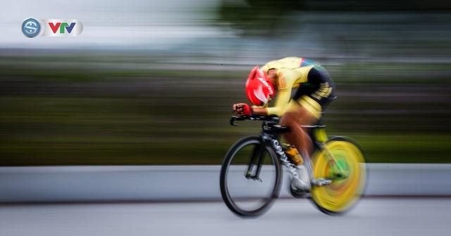 ẢNH: Những khoảnh khắc ấn tượng chặng 2 Giải xe đạp VTV Cúp Tôn Hoa Sen 2020 - Ảnh 12.