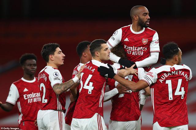 Arsenal 0-1 Leicester City: Dấu ấn chiến thuật, người hùng Vardy - Ảnh 1.