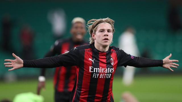 2 cầu thủ của AC Milan nhiễm COVID-19 - Ảnh 1.