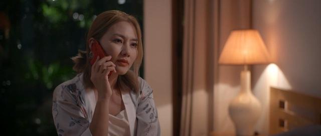 Trói buộc yêu thương - Tập 16: Bị Dung vừa tra hỏi vừa dọa cấm cửa, Khánh vẫn chạy đến với Hà - Ảnh 5.