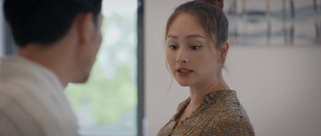 Trói buộc yêu thương - Tập 16: Bị Dung vừa tra hỏi vừa dọa cấm cửa, Khánh vẫn chạy đến với Hà - Ảnh 1.