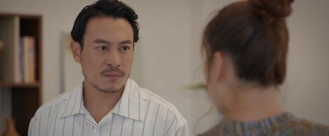 Trói buộc yêu thương - Tập 16: Bị Dung vừa tra hỏi vừa dọa cấm cửa, Khánh vẫn chạy đến với Hà - Ảnh 2.