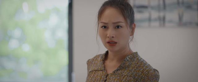 Trói buộc yêu thương - Tập 16: Bị Dung vừa tra hỏi vừa dọa cấm cửa, Khánh vẫn chạy đến với Hà - Ảnh 3.