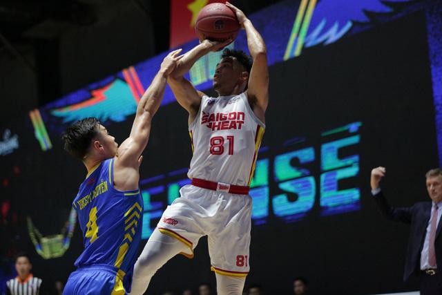 VBA 2020 - game 13: Saigon Heat khẳng định đẳng cấp - Ảnh 3.
