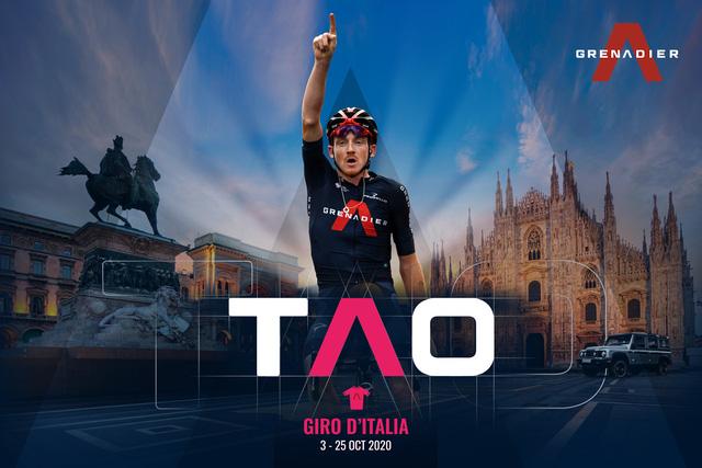 Tao Geoghegan Hart giành chiến thắng chung cuộc tại Giro ditalia 2020 - Ảnh 2.