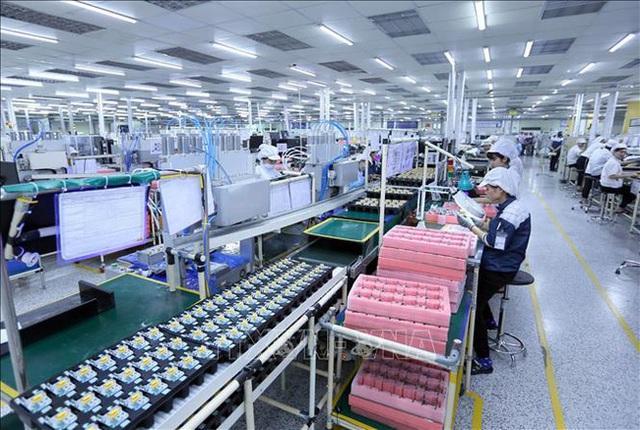Việt Nam nổi lên như một trung tâm thu hút vốn FDI - Ảnh 1.