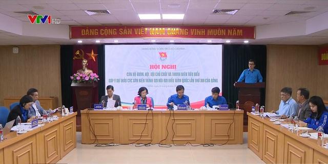 Các tổ chức chính trị, xã hội góp ý dự thảo văn kiện trình Đại hội XIII - Ảnh 1.