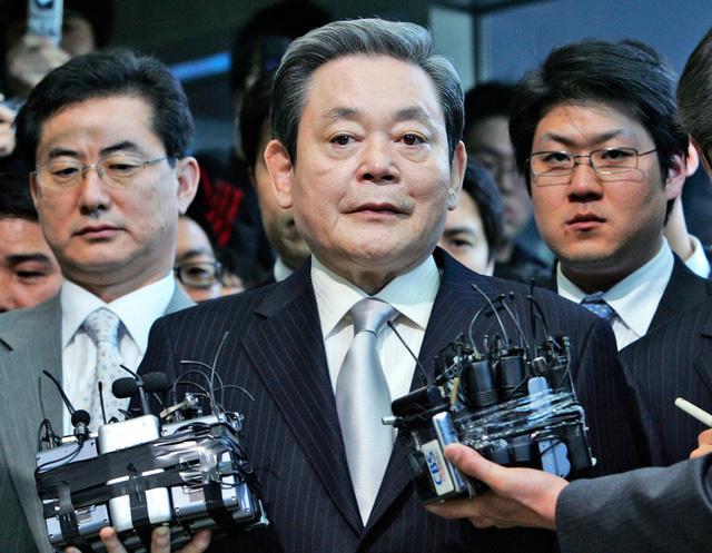 Chủ tịch Samsung qua đời để lại khối tài sản đồ sộ như thế nào? - Ảnh 1.