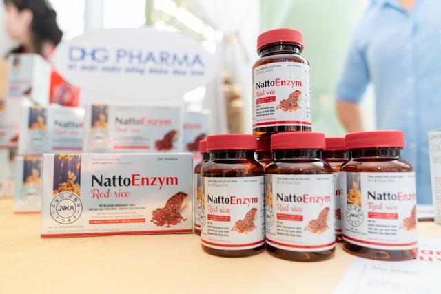 NattoEnzym Red Rice  - Đột phá hơn trong phòng ngừa đột quỵ chất lượng Nhật Bản - Ảnh 4.
