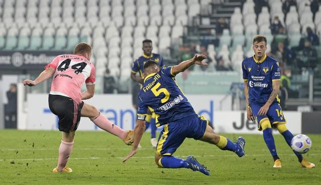 Juventus 1-1 Hellas Verona: Chia điểm thất vọng! - Ảnh 1.