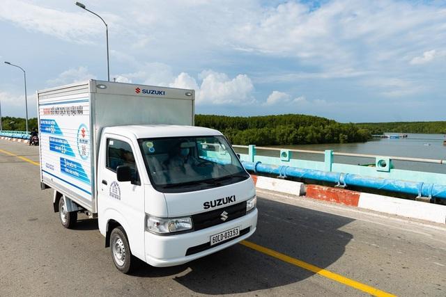 Suzuki thực hiện cách mạng hậu mãi, tung khuyến mại đặc biệt cho xe tải nhẹ - Ảnh 1.