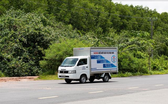 Suzuki thực hiện cách mạng hậu mãi, tung khuyến mại đặc biệt cho xe tải nhẹ - Ảnh 3.