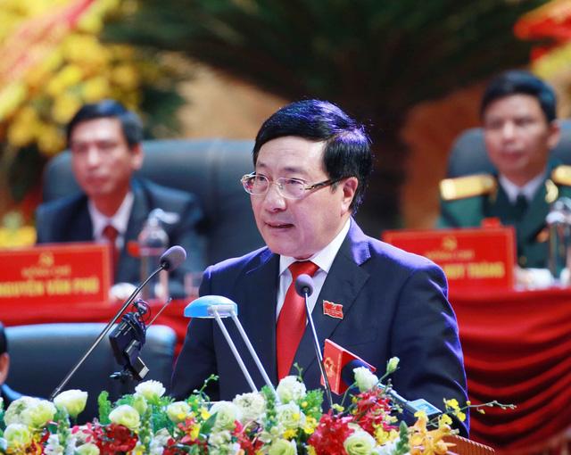 Khai mạc Đại hội Đảng bộ tỉnh Hải Dương lần thứ XVII - Ảnh 1.