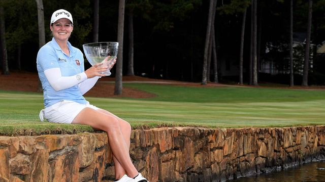 Nhìn lại những nhà vô địch tại các giải golf cuối tuần qua - Ảnh 4.