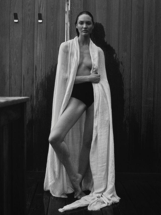 Candice Swanepoel ngọt ngào và mướt mát - Ảnh 8.