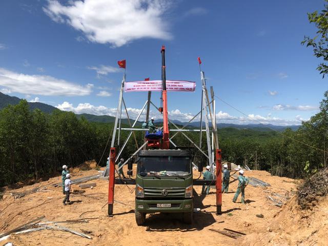 Đường dây 500KV Bắc - Nam mạch 3 chậm tiến độ, miền Nam đối diện nguy cơ thiếu điện - ảnh 1