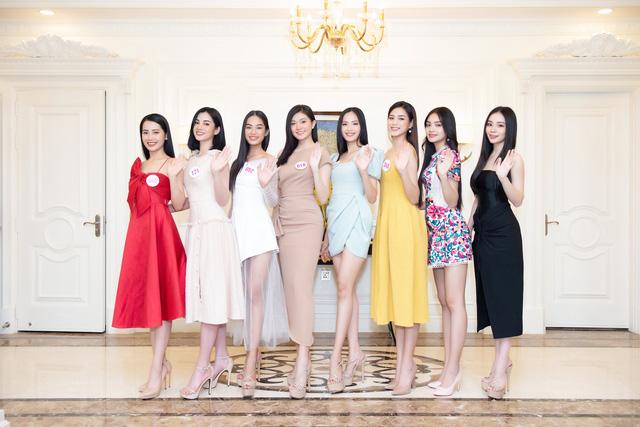 Những nhan sắc nổi bật trước thềm Chung kết Hoa hậu Việt Nam 2020 - Ảnh 11.