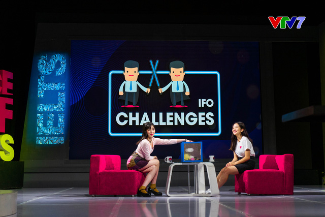 IFO mùa 6, tập 3: Khán giả thích thú khi Thảo Tâm xuất hiện với vai trò người dẫn chính - Ảnh 2.