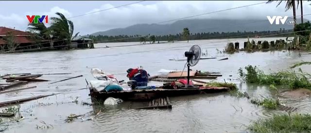 Bão Molave tàn phá Philippines trước khi đổ bộ Việt Nam - Ảnh 5.