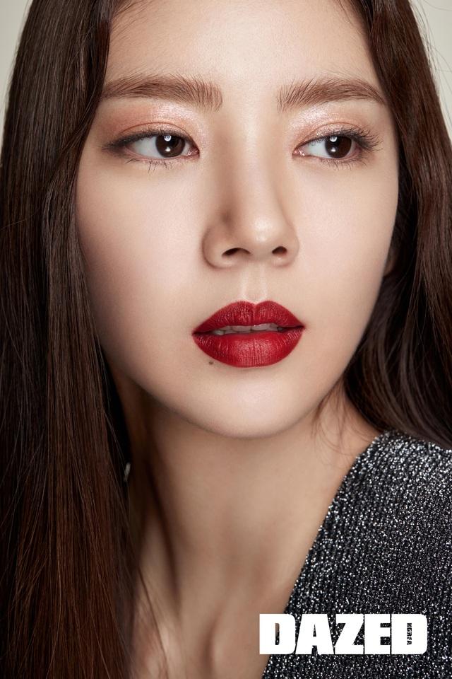 Son Dam Bi tự nhận yêu kiều hơn ở độ tuổi 37 - Ảnh 1.