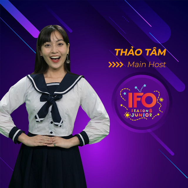 IFO mùa 6, tập 3: Khán giả thích thú khi Thảo Tâm xuất hiện với vai trò người dẫn chính - Ảnh 1.